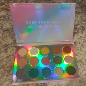 Colourpop Chasing Rainbows palette